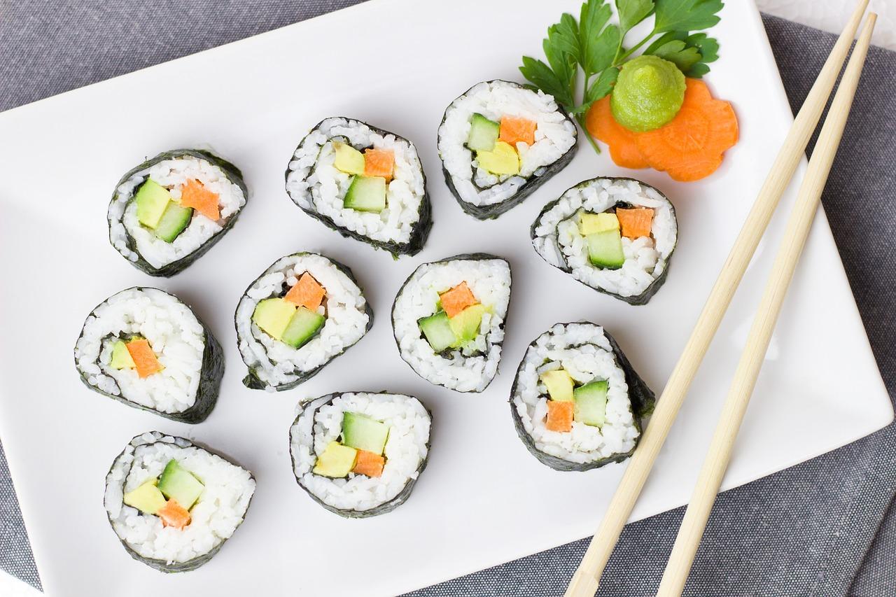 Pałeczki do sushi w Twojej kuchni