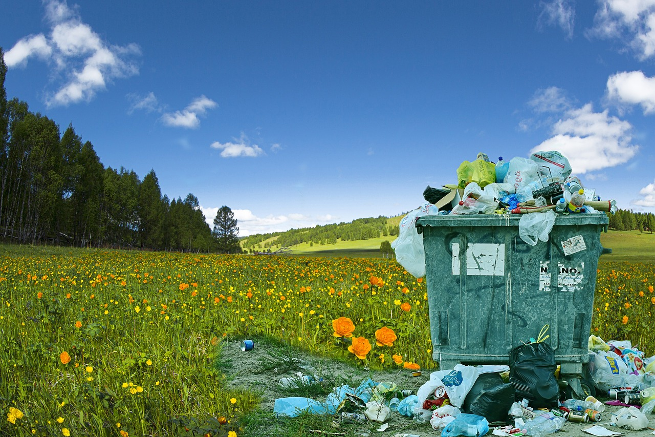 Wywóz odpadów – dlaczego warto?
